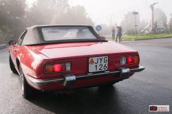 In Maserati dalla Svezia a Superga