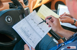 road book raduno maserati