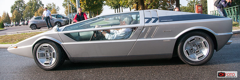 centenario Maserati