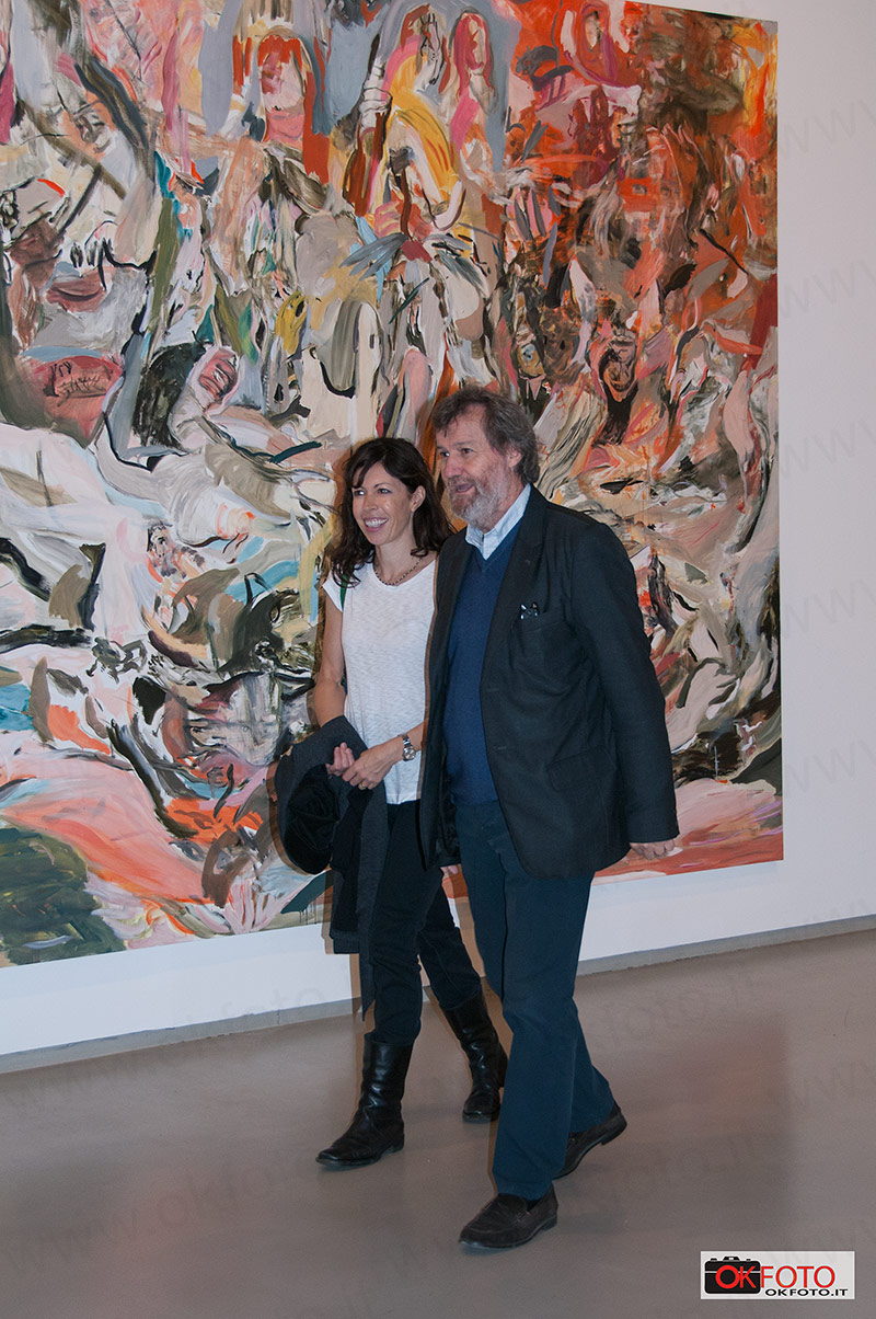 Cecily Brown e Danilo Eccher alla GAM di Torino