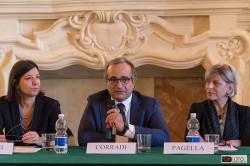 Corrado Corradi, direttore generale dell'Espresso