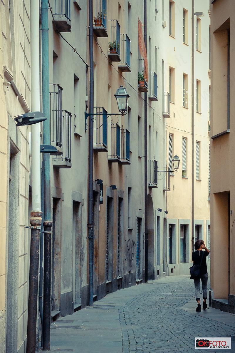 Torino solitaria