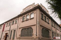 la sede del Centro storico Fiat a Torino