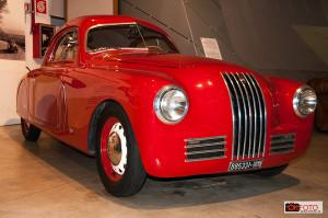 Fiat 110, vincitrice della Mille Miglia