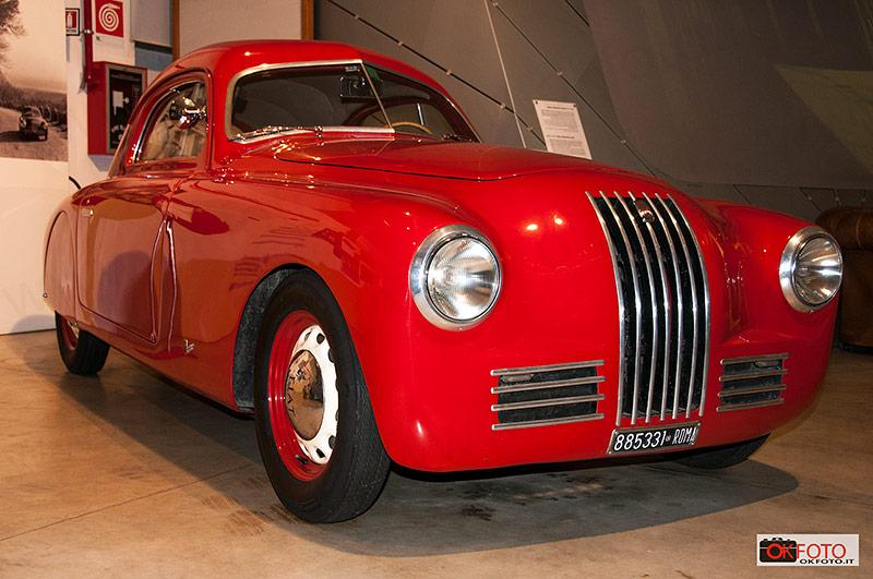 Fiat 1100, vincitrice della Mille Miglia