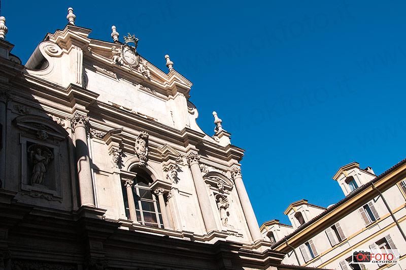 La chiesa del Corpus Domini