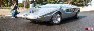 Maserati Boomerang di Giugiaro