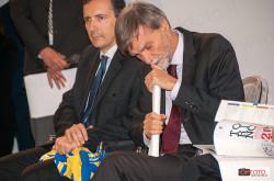 Graziano Delrio alla presentazione di Torino capitale europea dello sport