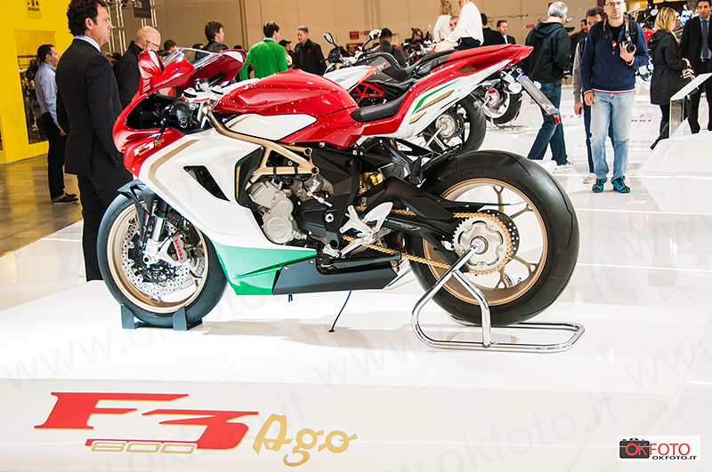 MV Agusta F3 Ago