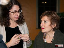 Daniela Finocchi con  Maria Grazia Balbiano