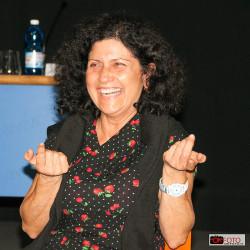 Angelica Edna Calò Livne a Piazza dei Mestieri
