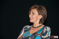 Cristiana Poggio, vice presidente della Fondazione Piazza dei Mestieri