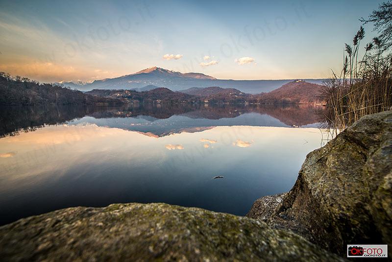 Panorama lago Sirio