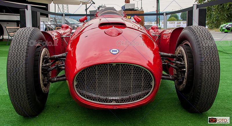 Lancia D50, la vettura con cui Ascari vinse il GP di Torino nel 1955