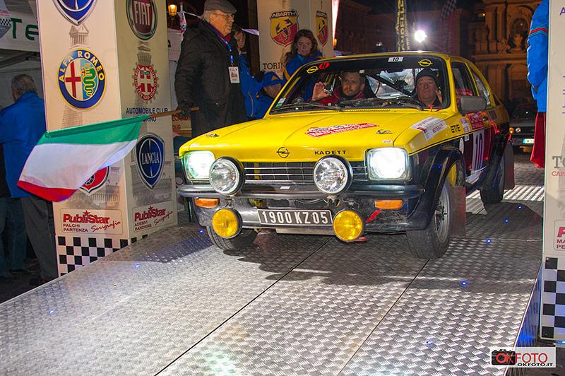 Opel Kadett GTE di Durand- Chol