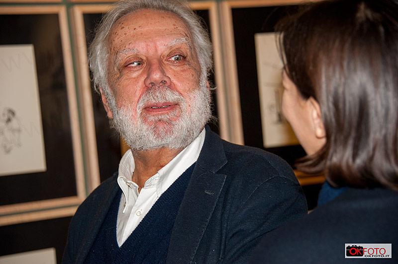 Sergio Staino alla GAm di Torino