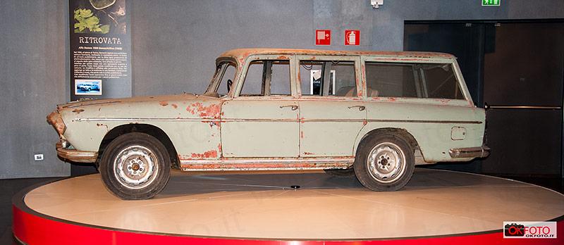 Alfa Romeo Boneschi / Riva del 1958