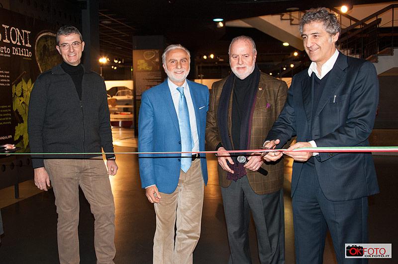 Inaugurazione della mostra Retròvisioni
