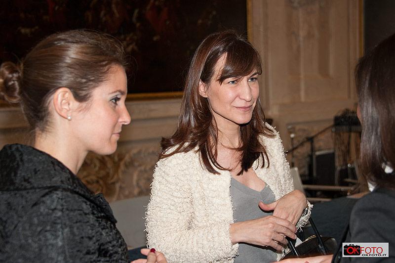 Paola Zini, presidente del Consorzio La Venaria