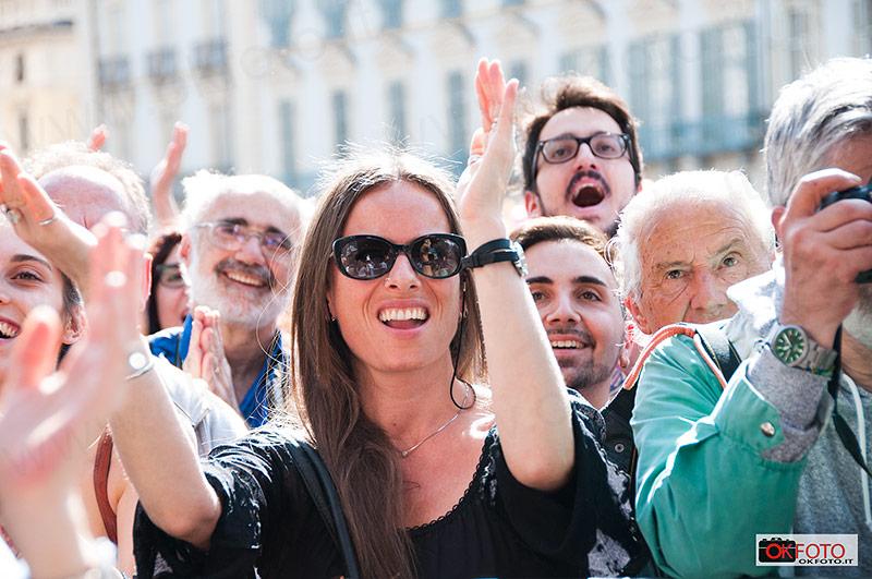 Applausi per il concerto del Torino Jazz Festival