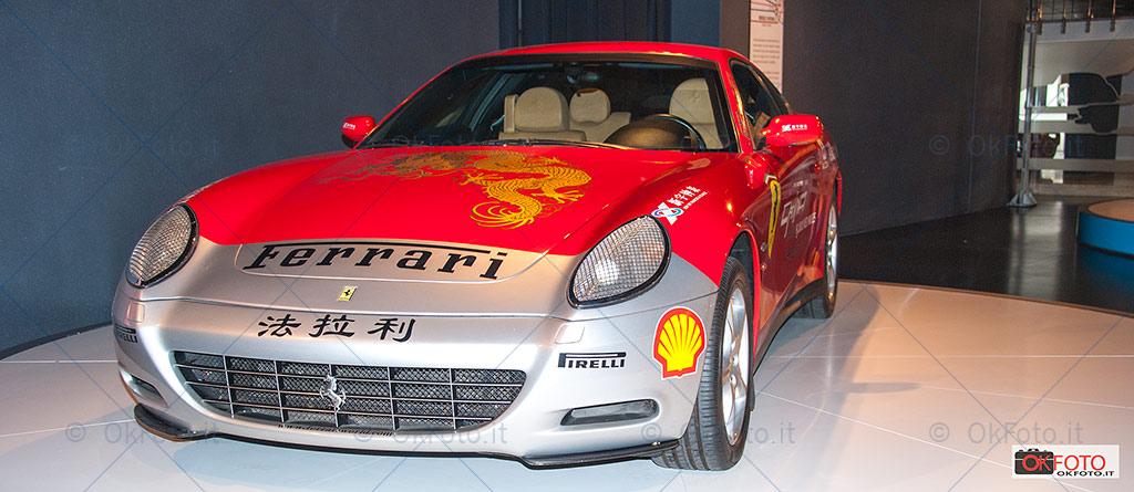 Ferrari 612 Scaglietti, 15.000 Red miles
