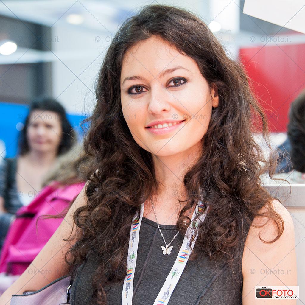 """Valentina Colonna, premio """"InediTO"""" al Salone del Libro"""