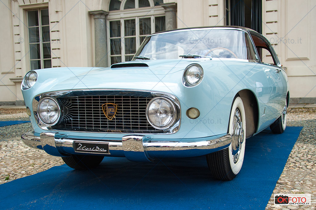 Lancia Florida di Corrado Lopresto vince il concorso eleganza Pininfarina