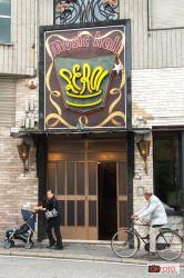 L'ingresso di Le Roi Dancing