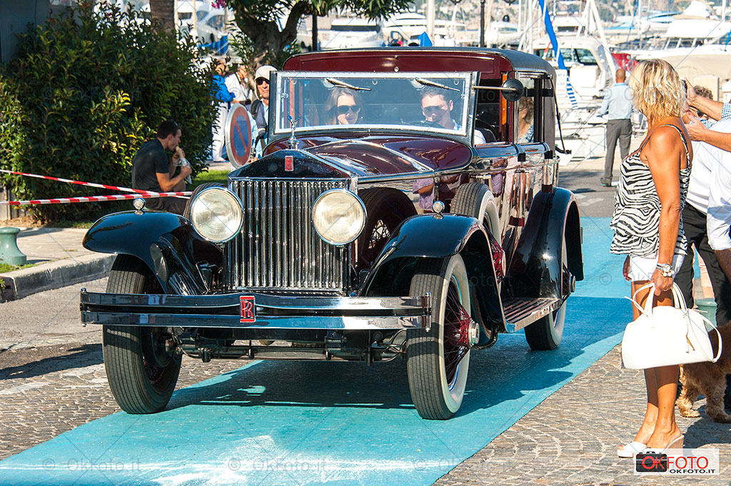 Rolls Royce Phantom I del principe Alberto di Monaco