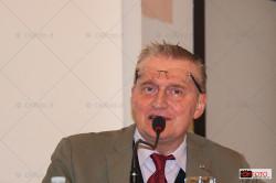Guy Cogeval, presidente del Musée d'Orsay, alla GAM