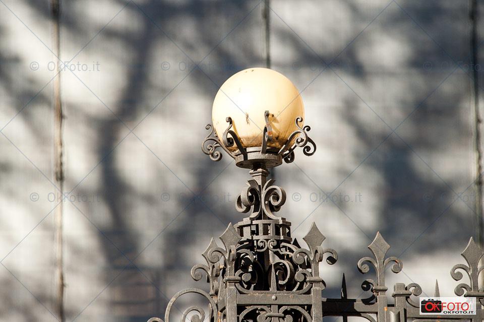 I lampioni di Torino