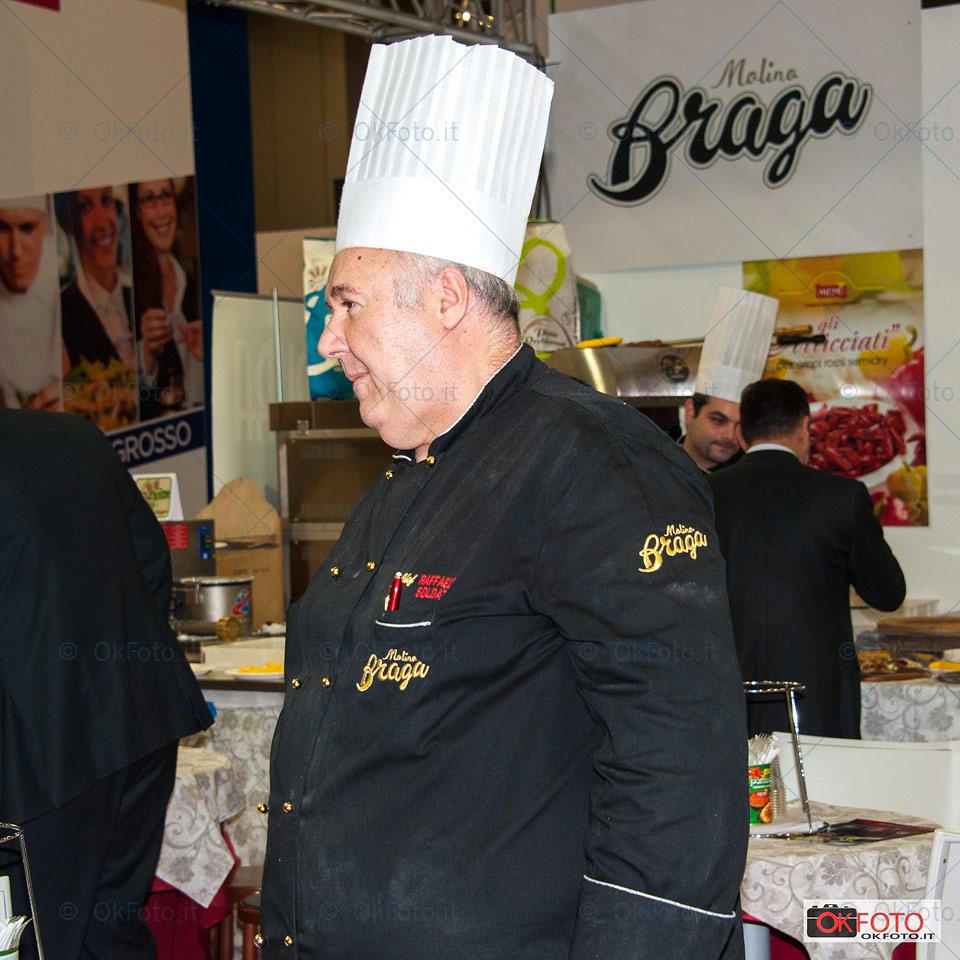 Molino Braga al Salone Gourmet di Torino