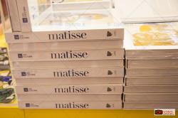 Il ricco catalogo della mostra di Matisse