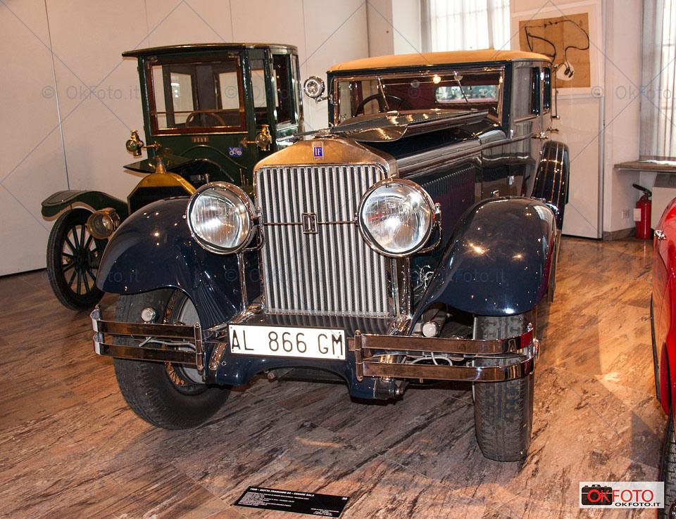 Isotta Fraschini tipo 8A carrozzata da Cesare Sala del 1927