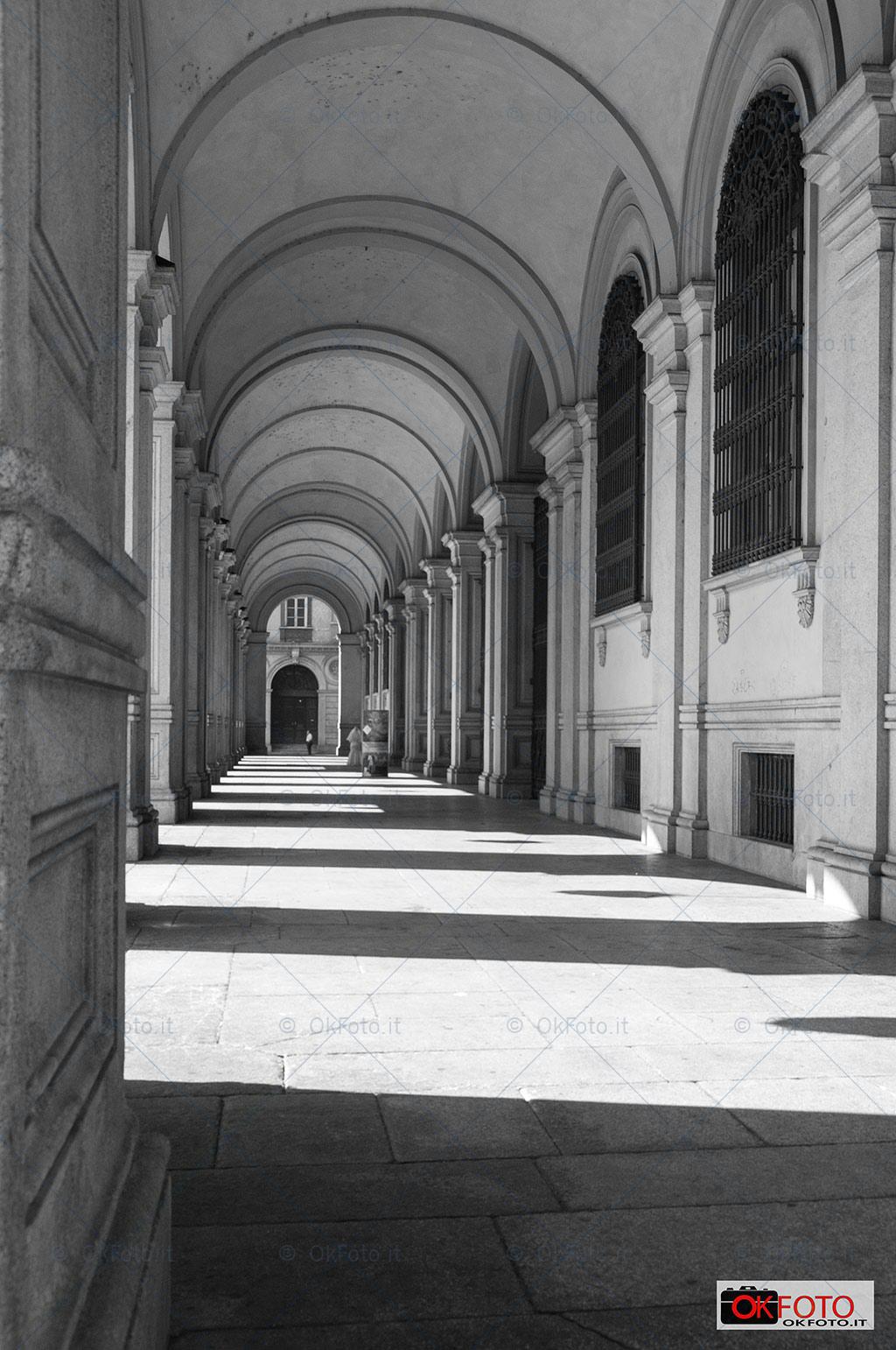 I portici di Torino, una attrattiva turistica