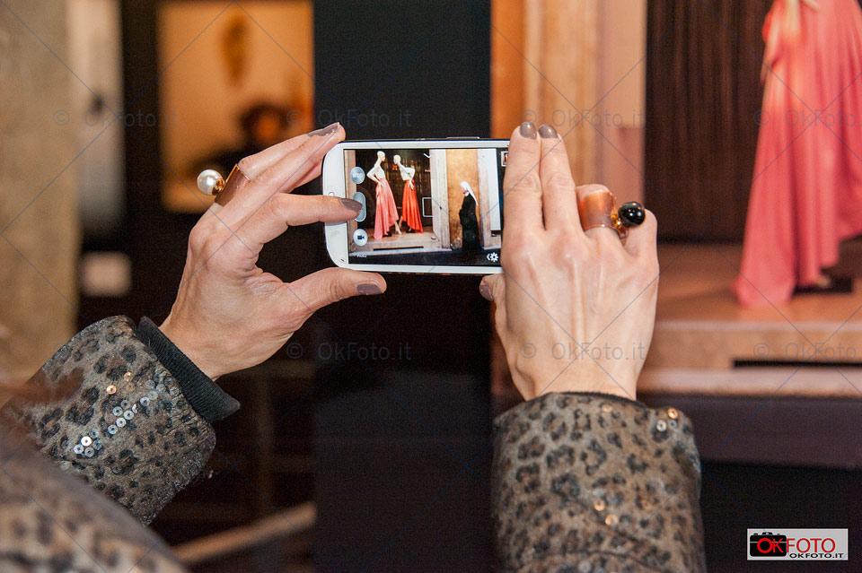 Fotografando le fotografie di Fashion