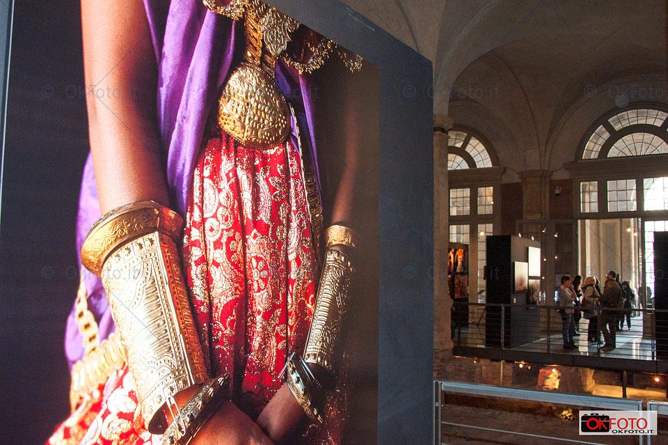 Fashion: fotografie in mostra nella Corte Medievale di Palazzo Madama
