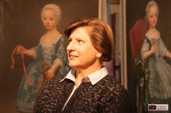 Marta Fusi, direttrice della Palazzina di Stupinigi