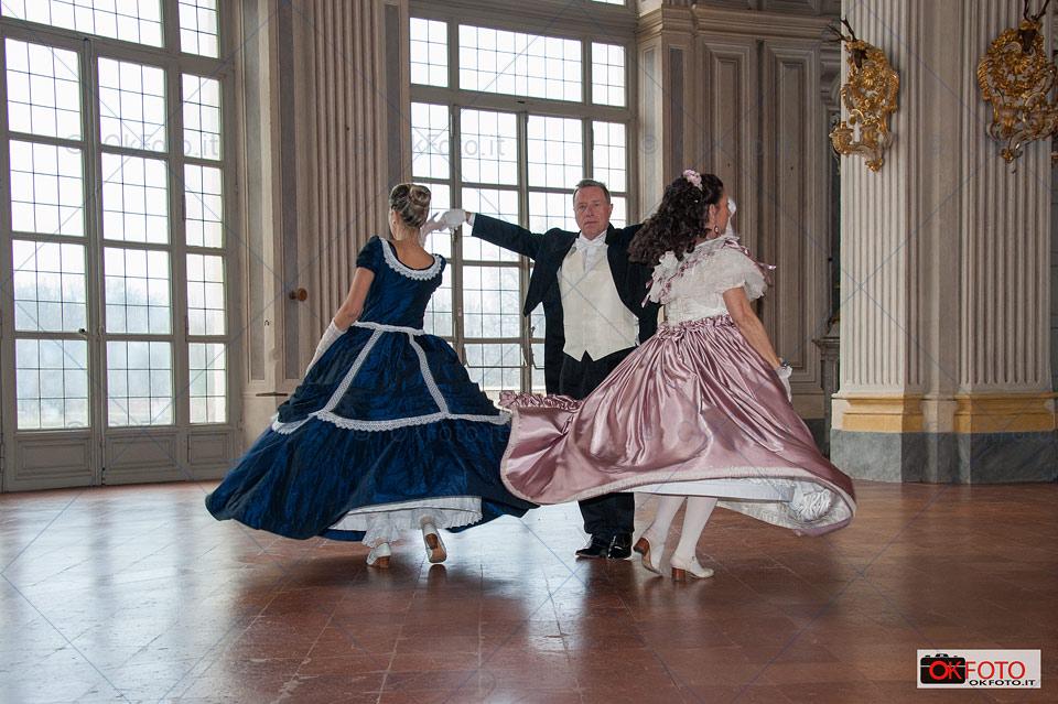 Balli a corte della nobiltà sabauda