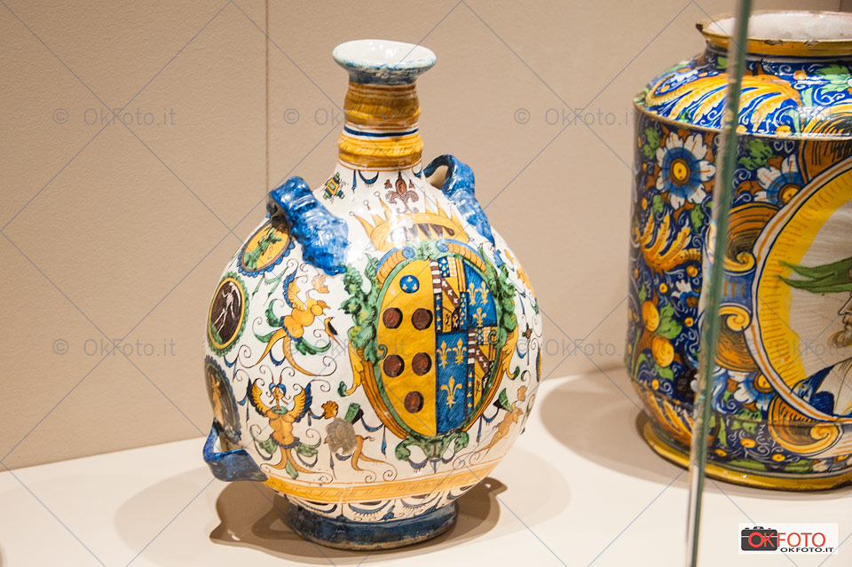 le maioliche di Faenza in mostra alla reggia di Venaria