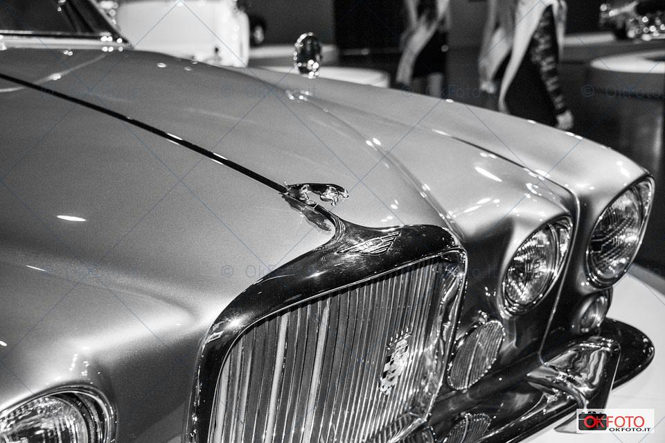 Jaguar al Museo dell'automobile di Torino