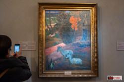 mostra di pittori dall'Ermitage a palazzo Madama