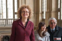 La direttrice della GAM di Torino, Carlolyn Christov-Bakargiev