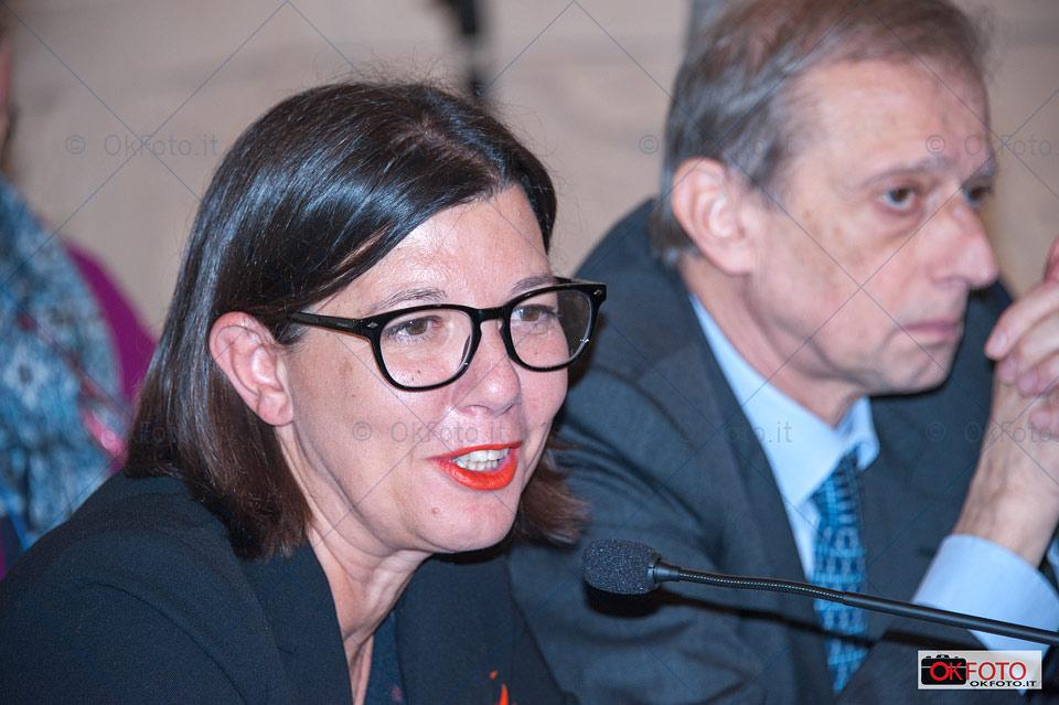 Patrizia Asproni, presidente di Fondazione Torino Musei
