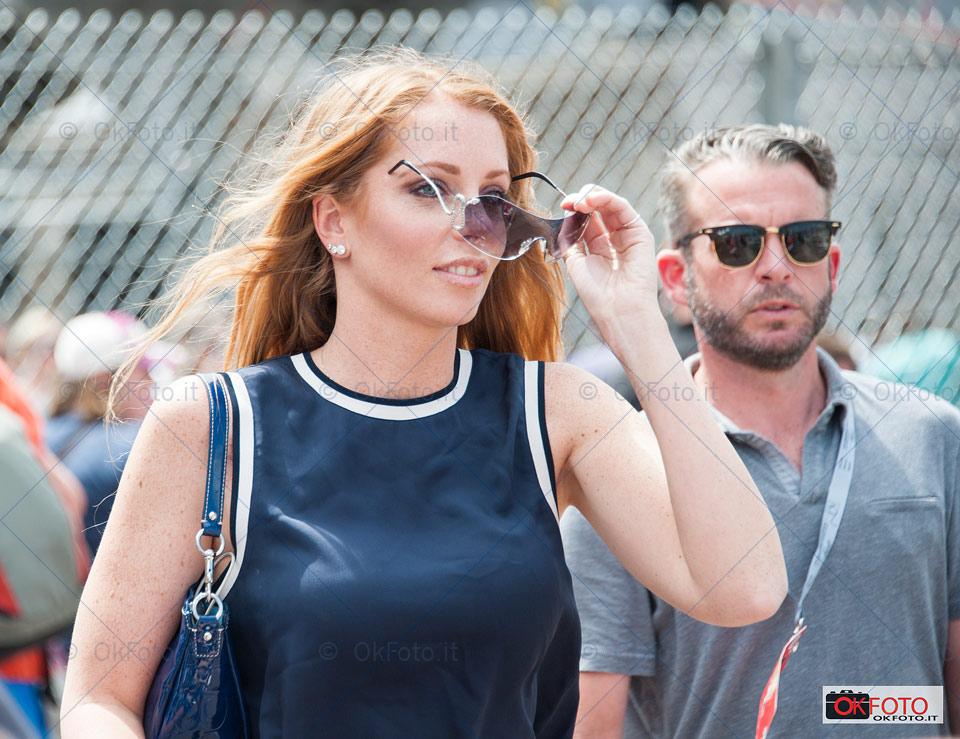 Vip e belle donne fanno da cornice al GP di Monaco