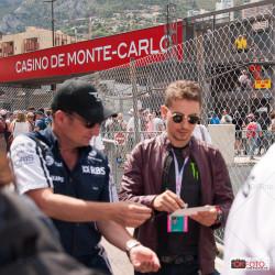 Jorge Lorenzo presente al GP di Monaco