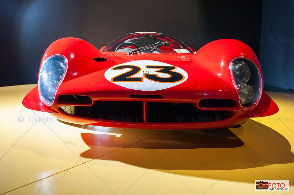 La Ferrari P4 vincitrice della 24 ore di Daytona