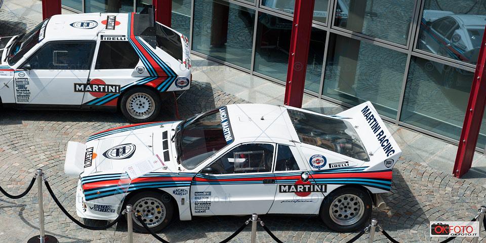 Lancia Martini Racing a ASA 2016