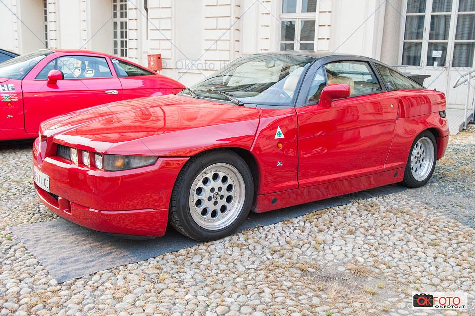 Cars and coffee al castello del Valentino