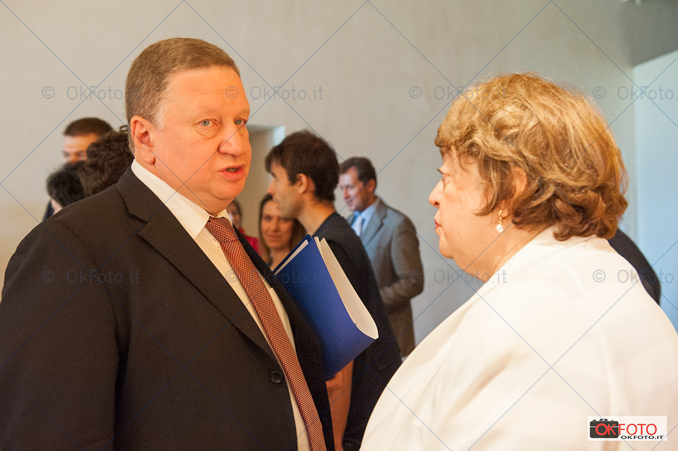 Elena Kalnitskaya direttore generale del Peterhof Museum